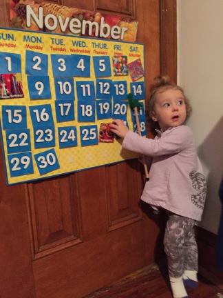 Lillian and the School-ish Calendar
