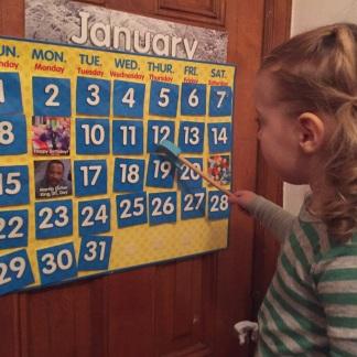Lillian Calendar Practice