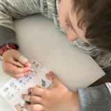 Morning Reading Practice - Writing Initial Consonants