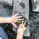 Muddy Hands at Zucker